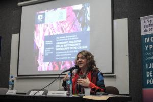 Dra. Perla Zelmanovich  Directora académica del Programa Psicoanálisis y Prácticas Socioeducativas (FLACSO) ¿Para qué y por qué construir un caso? ¿Qué nos enseña?
